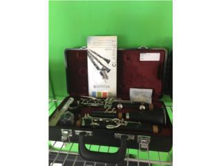 Clarinete Jupiter $490 OMO, Krazy Pawn Corp Puerto Rico