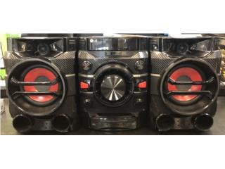 Lg mini stereo , La Familia Casa de Empeño y Joyería-Guaynabo Puerto Rico