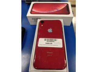 iPhone XR nuevo con plásticos $499.99, La Familia Casa de Empeño y Joyería-Arecibo Puerto Rico