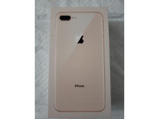 Iphone 8 plus sin usar desbloqueado , W-I Celulares & Best Cover PR Puerto Rico