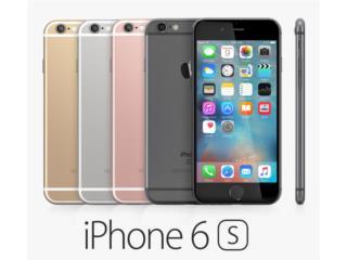 *OFERTA* IPHONE 6S 32GB UNLOCK EN $199, MEGA CELLULARS INC. Puerto Rico