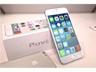 *OFERTA* IPHONE 6 16GB UNLOCK EN $179.00, MEGA CELLULARS INC. Puerto Rico