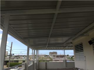 Estructuras de acero galvanizado y techos, ORTEGA'S IRON WORKS Puerto Rico