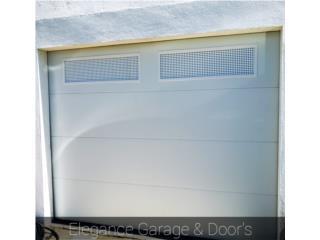 OFERTAS PUERTAS DE GARAJE INSULADA DESDE 995, Elegance Garage Door's y Mas. Puerto Rico