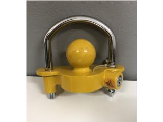 Trailer Hitch Lock, JL Trailers Equipment Puerto Rico