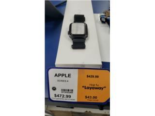 Apple watch serie 4 44MM, La Familia Casa de Empeño y Joyería-Bayamón Puerto Rico