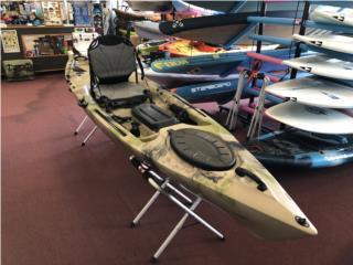 Coastal Kayak Biscayne 12' pesca, The SUP shack  Puerto Rico
