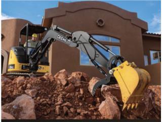Mini Excavadora John Deere 35G, González Trading Puerto Rico