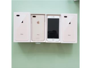Iphone 8 plus 64GB unlock , Cellphone's To Go Puerto Rico