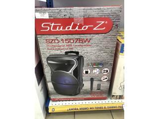 Studio Z Bocina , La Familia Casa de Empeño y Joyería, Bayamón Puerto Rico