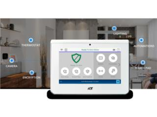 #1 ADT Alarmas Honeywell New COMMAND+Camaras, Alarm Depot Of PR Puerto Rico