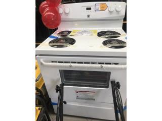 Estufa eléctrica Kenmore, La Familia Casa de Empeño y Joyería-Humacao Puerto Rico