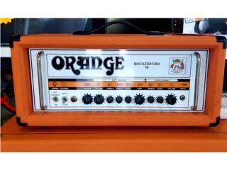 GUITAR AMP ORANGE ROCKVERB 50 COMO NUEVO !!!!, La Familia Casa de Empeño y Joyería-Mayagüez 1 Puerto Rico