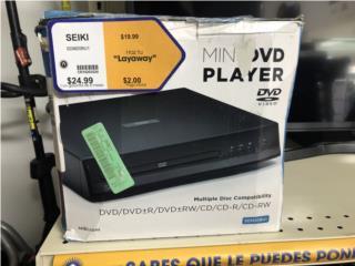DVD PLAYER SEIKI, La Familia Casa de Empeño y Joyería-Caguas T2 Puerto Rico