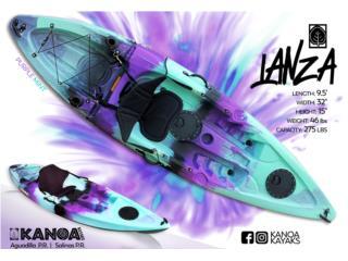 Pre venta- KANOA Lanza kayak, KANOA kayaks Puerto Rico