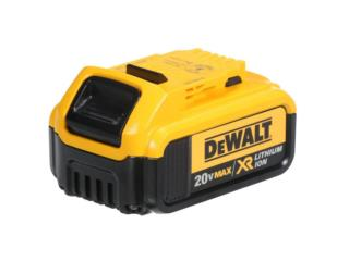 BATERIA LITHIUM 20V 4.0AH DEWALT, RB TOOLS & EQUIPMENT Puerto Rico