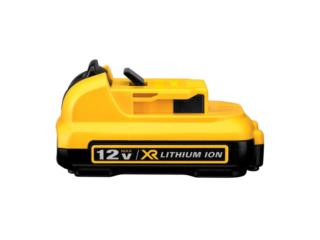 BATERIA LITHIUM 12V 2.0AH DEWALT, RB TOOLS & EQUIPMENT Puerto Rico