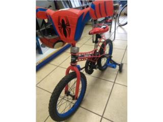 Bicicleta spider man, La Familia Casa de Empeño y Joyería-San Juan 2 Puerto Rico