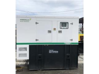 PLANTA GENERADOR 150 KW, POWER SOLUTION Puerto Rico