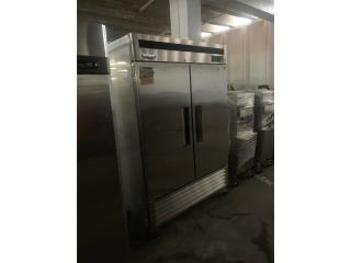 Freezer 2 ptas ssteel, Restaurant Equipment and Steel Puerto Rico