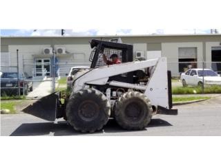 Bobcat M970, CONSIGNACIONES CMA Puerto Rico