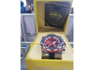 Reloj invicta captain America, La Familia Casa de Empeño y Joyería-Mayagüez 1 Puerto Rico