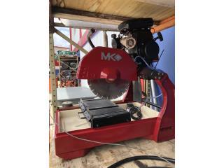 MK 2000 Brick & Block Saws 14, DE DIEGO RENTAL Puerto Rico