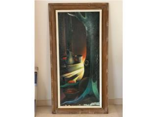 Variedad de cuadros/posters, Sucesion Wood Vicente Puerto Rico