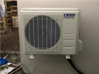 Airmax Inverter , carlitosairconditioning Puerto Rico