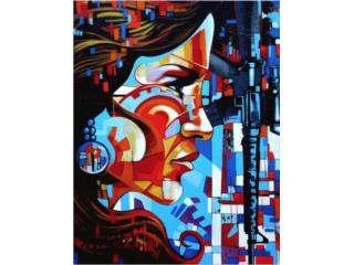 ¨Beauty and Beast¨ by F.Mora, PR ART COLLECTION Puerto Rico