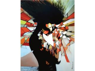 ¨Mortal Love¨ by F. Mora, PR ART COLLECTION Puerto Rico