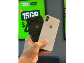 iPhone X Desbloqueado , Smart Solutions Repair Puerto Rico