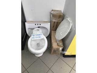 Set de toulet con lavamanos , La Familia Casa de Empeño y Joyería-Humacao Puerto Rico