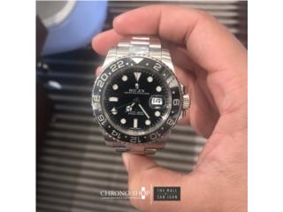 Rolex Gmt Master II SS, CHRONO - SHOP Puerto Rico