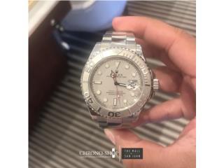 Rolex Yatchmaster 40 Platinum, CHRONO - SHOP Puerto Rico
