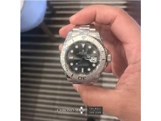 Rolex Yatchmaster Platinum 40 New Model, CHRONO - SHOP Puerto Rico