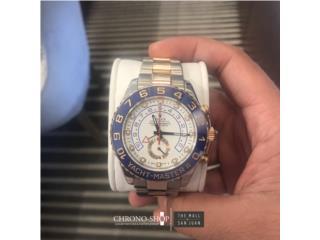 Rolex Yatchmaster II 2 tones, CHRONO - SHOP Puerto Rico