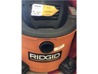 Ridgid Vacuum, La Familia Casa de Empeño y Joyería-San Juan Puerto Rico