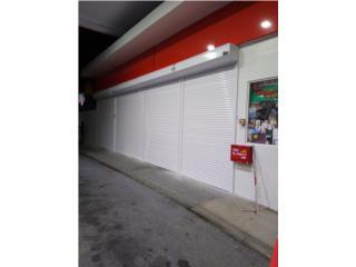 Roll-up shutters al mejor precio. , ELECTROSERVICE LLC Puerto Rico