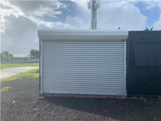 Moca Puerto Rico Equipo Industrial, Rolling Doors al mejor precio.
