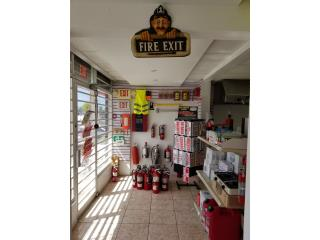 EXTINTORES ABC ,CO2 Y TIPO K , FIRE FOE INC. Puerto Rico