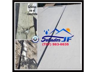 30 años de garantia, mantenimiento incluido. , Sellados JF Puerto Rico
