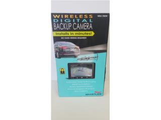 Wireless Backup Cam, La Familia Casa de Empeño y Joyería-San Juan Puerto Rico