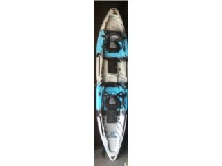 KANOA Naiboa kayak- Asientos Deluxe Padded, KANOA kayaks Puerto Rico