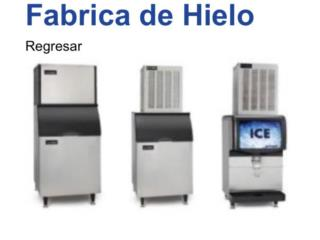 Hielera , JL Trailers Equipment Puerto Rico