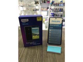 Smart Phone- Philips UNLOCKED DE FABRICA 12MP, PALACIO DE ORO Puerto Rico
