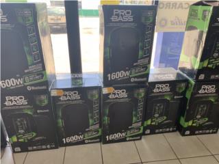 Pro Bass Bluetooth 1600w, La Familia Casa de Empeño y Joyería-Ponce 2 Puerto Rico