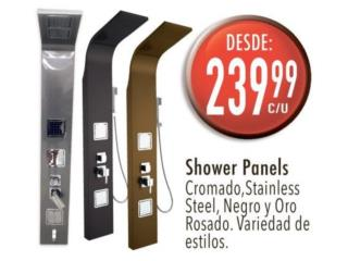 Shower Panels, Ferreteria Ace Berrios Puerto Rico