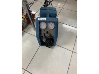 Maquina para recoger gases de Aire Acondicion, ORO CENTRO XPRESS  Puerto Rico