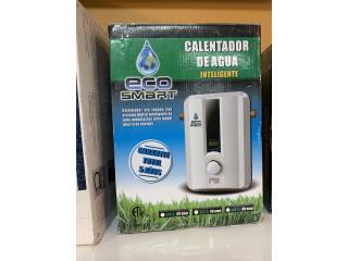 Calentador de Agua ECO SMART, ORO CENTRO XPRESS  Puerto Rico